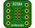 DIP-SOP変換基板(8P)(5枚入)