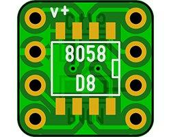 画像1: メロディチップDIP化基板セット