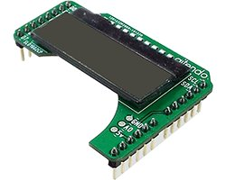 画像1: I2Cキャラクタ液晶シールド