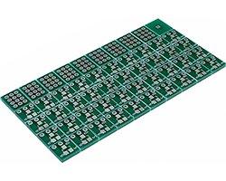 画像1: ピッチ変換基板(SOT-23)
