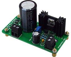画像1: 高精度出力可変正電源キット