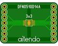 ピッチ変換基板(0.5/10P)
