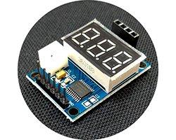 画像1: 超音波距離測定器