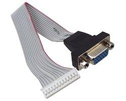 画像1: VGA入力端子
