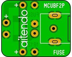画像2: マイクロUSBコネクタwith基板