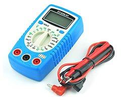 画像1: hFE測定機能付デジタルマルチテスター