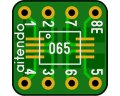 ピッチ変換基板(0.65/8P)(10枚入)