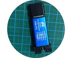 画像1: USBシリアル変換モジュール