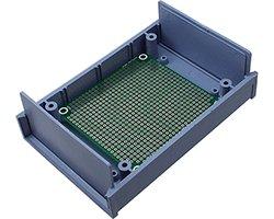 画像1: ユニバーサル基板(73x71)