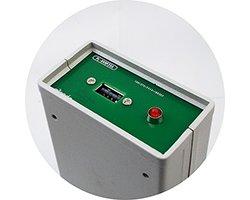画像1: ケースパネル基板(USB)