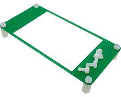 画像1: 液晶カバー基板