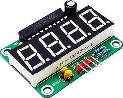 画像1: LED表示器キット