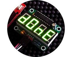 画像2: LED表示器キット