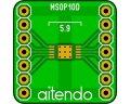 ピッチ変換基板(0.5/10P)(3枚入)
