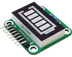 画像1: 電池残量LED表示器きっと