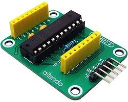 画像1: LED表示器ドライバベースキット