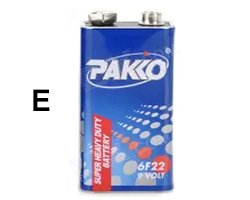画像2: 9V電池