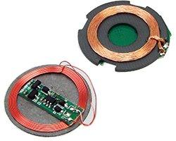 画像1: 国産実装済みワイヤレス送受電モジュール