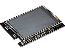 画像1: 液晶with基板(2.4インチforさくら)