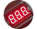 ★0.36★3桁7セグLED表示器(赤色)