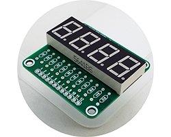 画像2: 汎用7セグLED表示器基板