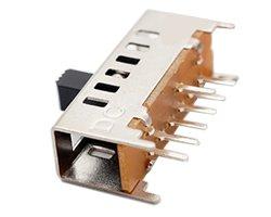 画像2: ★1回路6接点★スライドスイッチ