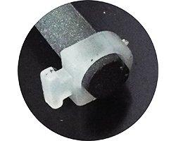 画像1: バーアンテナホルダ(Φ8)(10個入)
