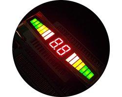 画像1: 多機能LED表示器