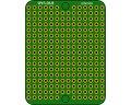 ブレッドボード配線パターンユニバ基板(47x36)(2枚入)