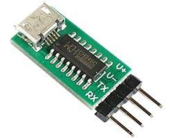 画像1: USBシリアル変換