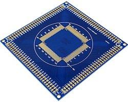 画像1: ピッチ変換基板(0.5/240P)