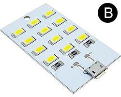 画像1: LEDランプモジュール(5V)