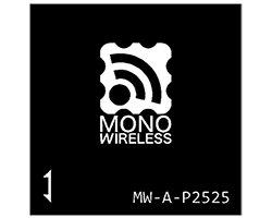画像1: ★MONO-WIRELESS★平面アンテナ