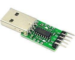 画像1: USB-UARTコンバータ