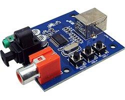 画像1: USB DACオーディオボード