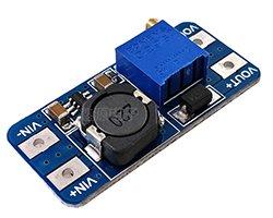 画像1: 大電流出力可変DC/DCブーストコンバータ
