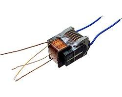画像1: 高周波昇圧トランス