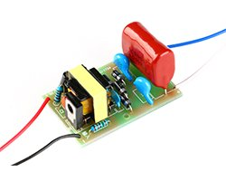 画像1: 超高圧発生器(2KV)
