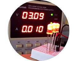 画像1: LED点滅ドライバ(5個入)