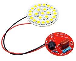 画像1: LED電球を作ろう