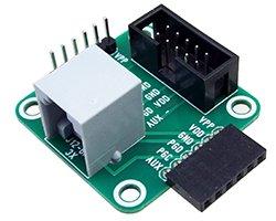 画像1: ICSP接続変換