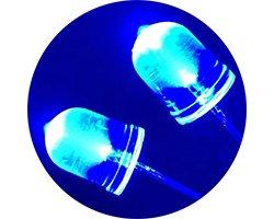 画像1: ★特売品★φ10★青色LED(20個入)