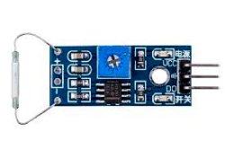 画像1: リードスイッチセンサモジュール