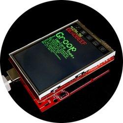 画像1: ★特売品★2.8インチTFT液晶シールド