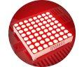 ★8x8★1.26★LEDドットマトリックス(赤色)