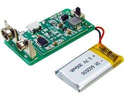 画像1: 充電可能な9V電池キット