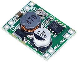 画像1: 出力可変DC-DC降圧モジュール