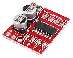 画像1: 大電流DCモータ制御モジュール