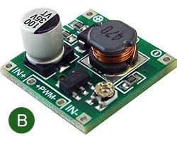 画像1: 出力電流調整機能付き定電流出力LEDドライバ