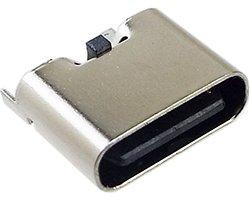 画像1: 電源専用タイプCコネクタ(10個入)